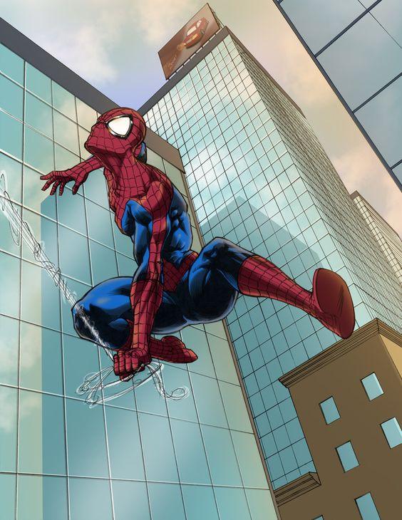 بالصور سبايدر مان الحقيقي , شخصية الانمي للفتى العنكبوت 10682 4