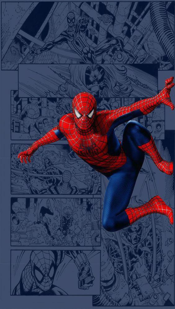 بالصور سبايدر مان الحقيقي , شخصية الانمي للفتى العنكبوت 10682 6