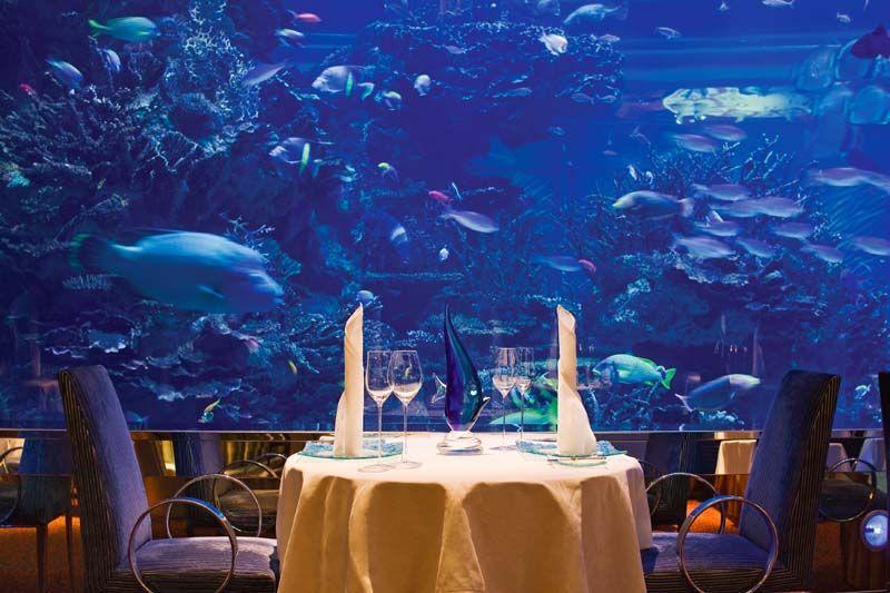 بالصور صور حوض سمك , اكبر احواض سمك عملاقة ومطاعم 10689 5