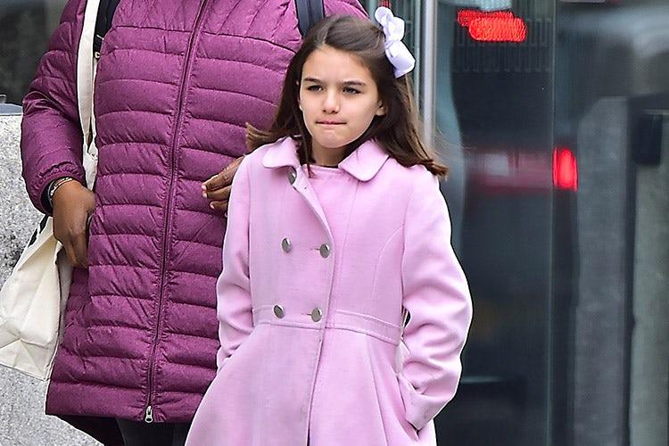 صوره ابنة توم كروز , سوري كروز باطلالة جديدة