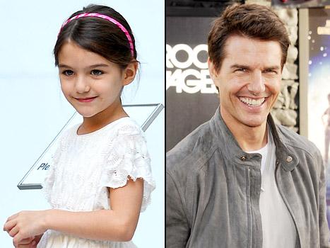 صور ابنة توم كروز , سوري كروز باطلالة جديدة