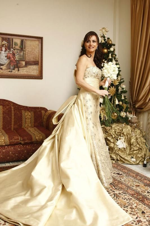 صوره صور الفنانه نور , صورها في زفاف ومن اعمالها