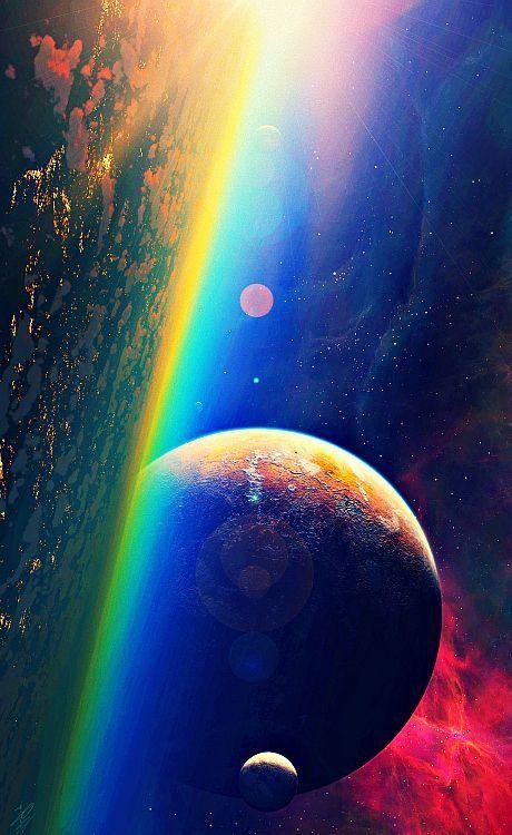 بالصور صور من الفضاء , مناظر طبيعية من الفضاء الخارجي 10702 2