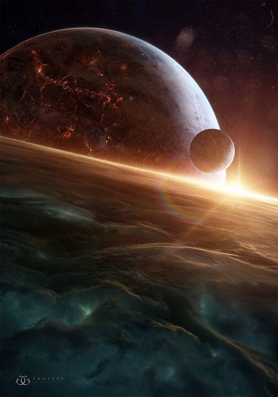 بالصور صور من الفضاء , مناظر طبيعية من الفضاء الخارجي 10702 5