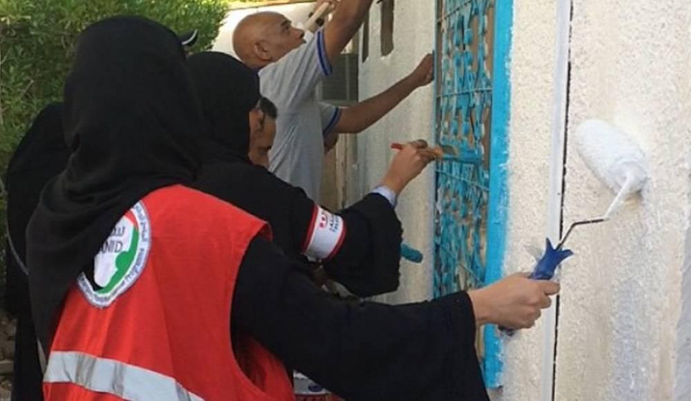 بالصور مما راق لي , صور للمذيعة مشاعل التميمي في برنامجها المجتمعي 10707 10