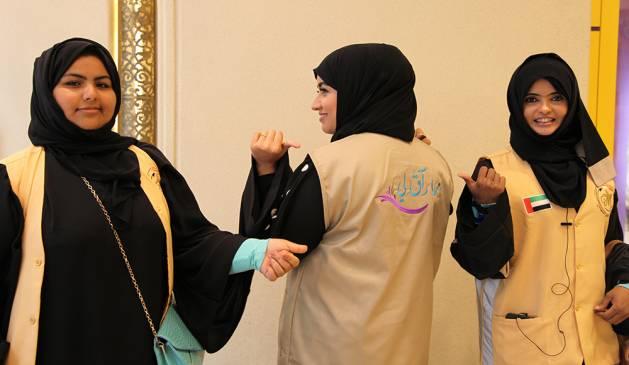 بالصور مما راق لي , صور للمذيعة مشاعل التميمي في برنامجها المجتمعي 10707 5