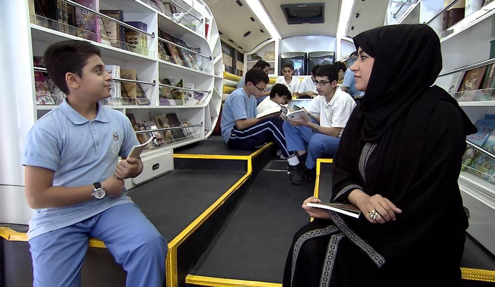 صوره مما راق لي , صور للمذيعة مشاعل التميمي في برنامجها المجتمعي