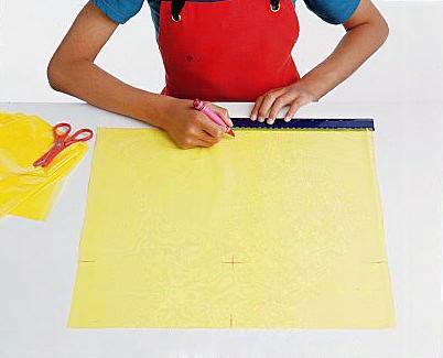 صوره كيف تصنع طائرة ورقية , 10 خطوات لصنع الطائرة