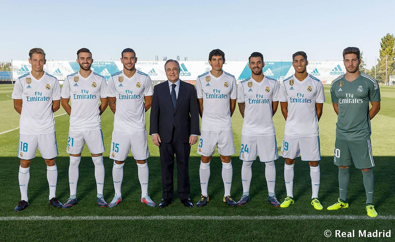بالصور صور ريال مدريد 2019 , اجدد خلفيات لنادي في الزي الجديد 10727 3