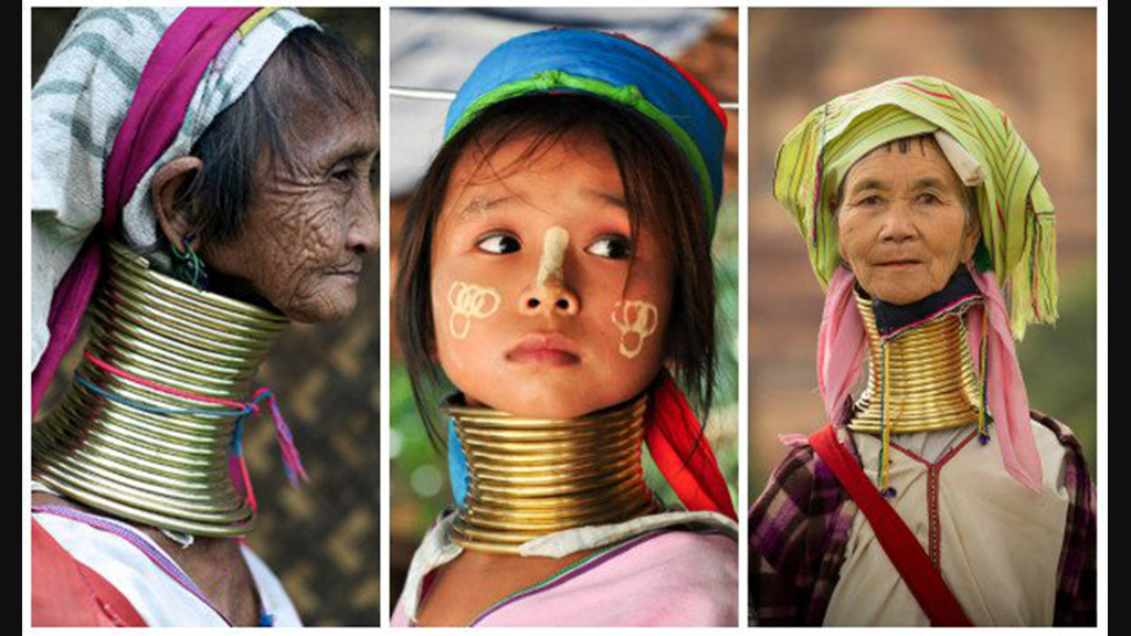 صورة اغرب صور العالم , اشخاص غريبة الشكل