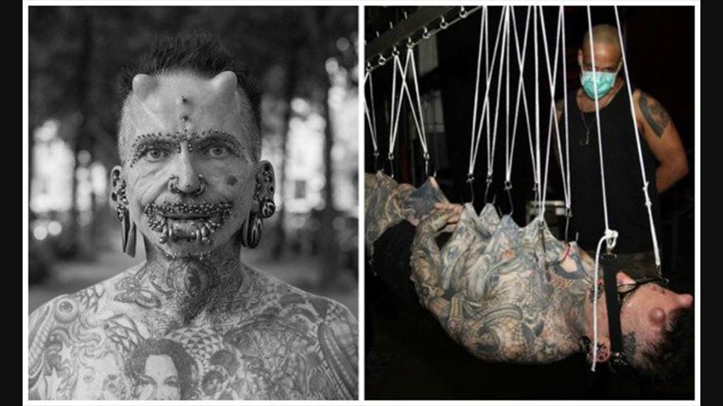 بالصور اغرب صور العالم , اشخاص غريبة الشكل 10732 10