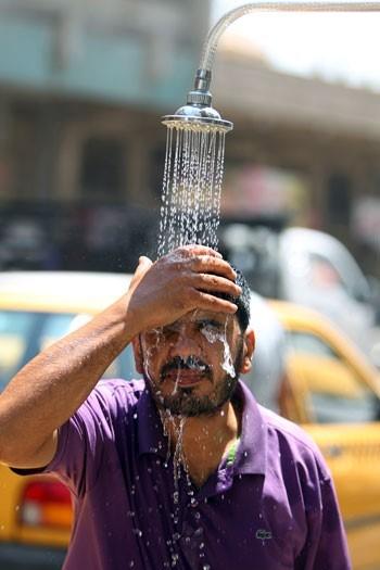 بالصور درجات الحرارة في العراق , اعلى درجات حرارة غير متوقعة في عام 2019 10733 6