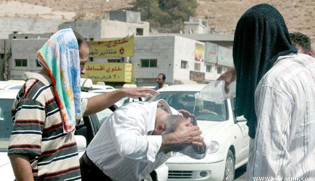 بالصور درجات الحرارة في العراق , اعلى درجات حرارة غير متوقعة في عام 2019 10733 8
