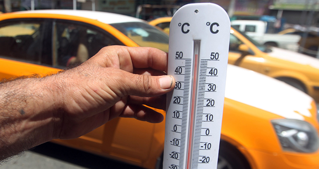 بالصور درجات الحرارة في العراق , اعلى درجات حرارة غير متوقعة في عام 2019 10733
