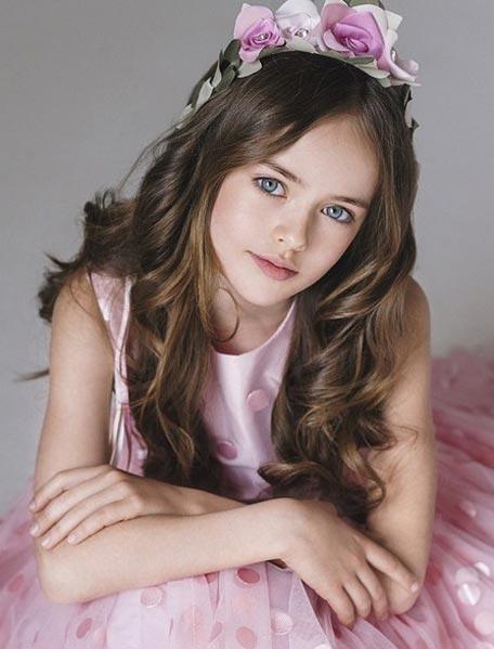 بالصور اجمل بنت في العالم , احلى طفلة روسية 10740 5