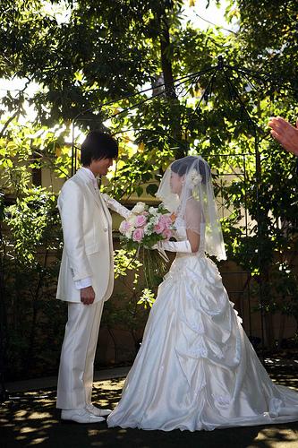 بالصور الزواج في اليابان , اجمل عروسة وعريس باليابان 10741 6
