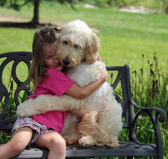 بالصور صور بدون تعليق , اطفال يعشقون الكلاب 10784 6