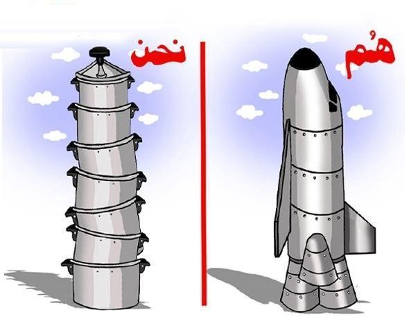 بالصور الفرق بيننا وبينهم , ضحكات بين العرب والغرب