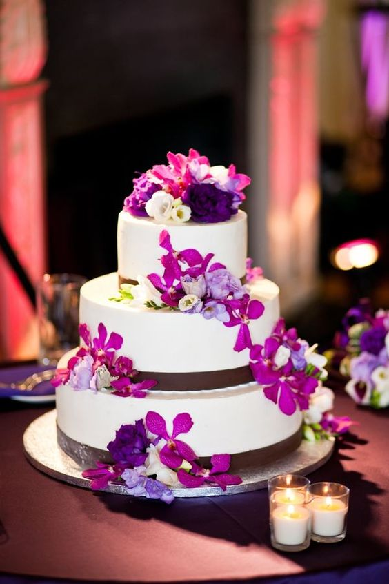 بالصور اجمل التصميمات , تصميم طاولات زفاف مع اجمل تورتات 12331 9