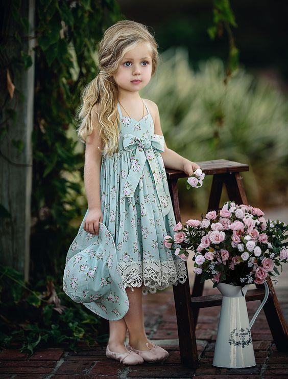 بالصور اجمل بنات فعلا , ازياء فتيات باجمل فساتين صيفية 12338 5