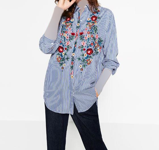 بالصور ازياء فساتين ماركة زارا بلايز 2019 بناطيل ملابس للسهرات تجنن , احدث الصيحات العالمية للموضة 14942 7