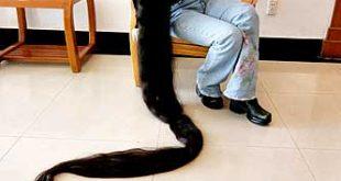 صوره اطول شعر فى العالم , وابداع المنان في خلق الانسان
