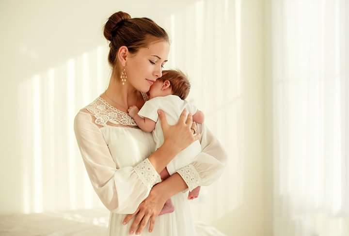 بالصور صور حنان الام , عطف وحنان وحب الامهات 15019 3