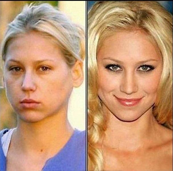 بالصور صور مكياج قبل وبعد , التجميل وتاثيره على السيدات 15045 6