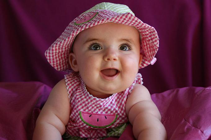 بالصور صور اطفال مضحكين , النظرة للطفل كالحياة 15110 3