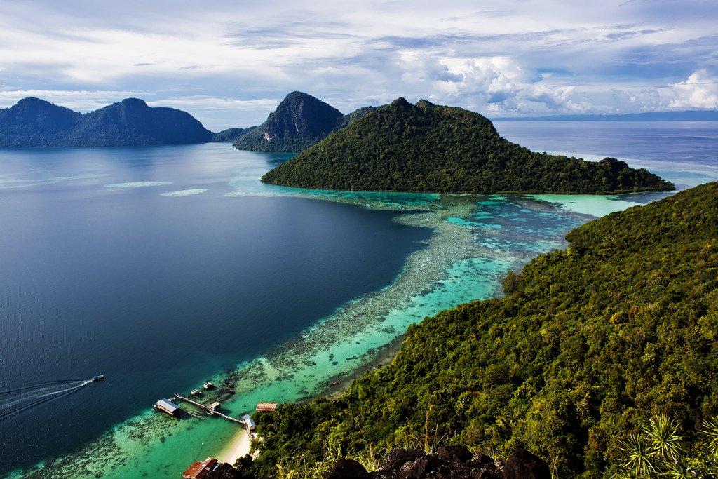 بالصور جزيرة صباح ماليزيا , واحدة من اجمل جزر ماليزيا 15111 3