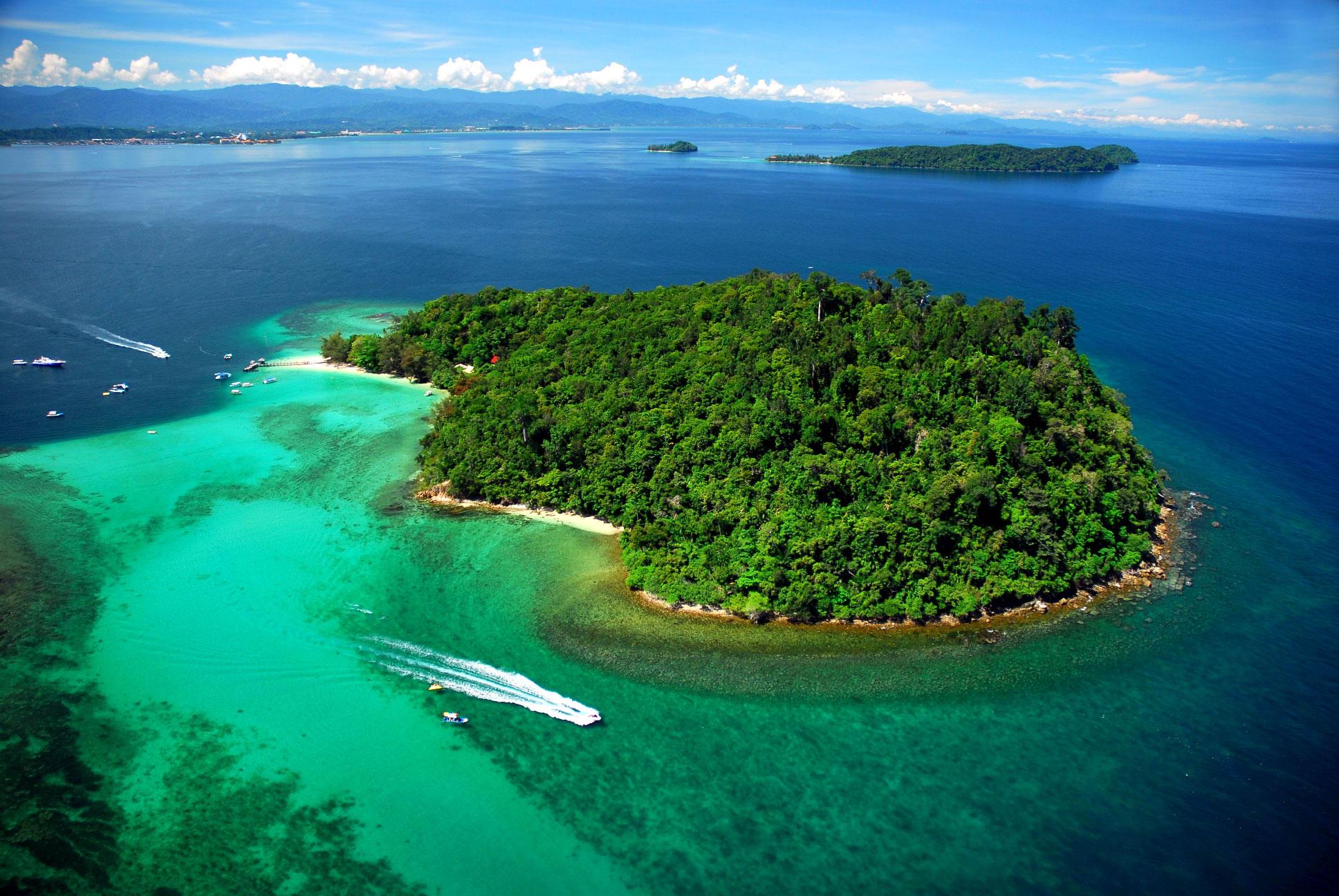 بالصور جزيرة صباح ماليزيا , واحدة من اجمل جزر ماليزيا 15111