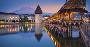 الاماكن السياحية في سويسرا , السياحة فى سويسرا