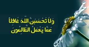 صورة الله يمهل ولا يهمل , دعوة المظلوم unnamed file 310x165